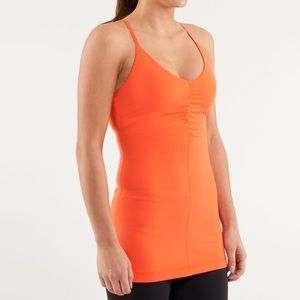 Lululemon Open Your Heart Tank Dazzling